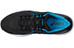asics M's Gel-Impression 8 Shoes Black/Silver/Methyl Blue